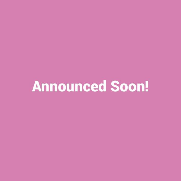 Announced Soon