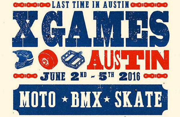 X-Games kicks off in Austin