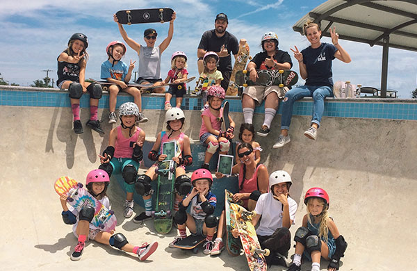 Yeah Girl x Gold Coast Skateboard Coaching