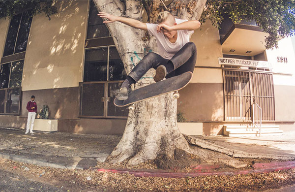 Catch up on a big week of women's skateboarding