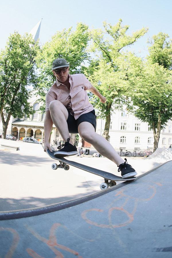 Yeah Girl x Xem Skaters Spot Crawl - Emma Fastesson Lindgren